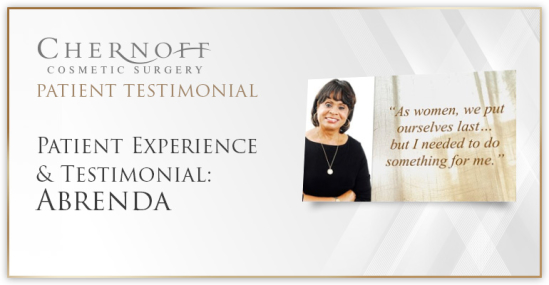 Patient Experience & Testimonial - Abrenda
